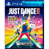 [Sony PS4] Just Dance 2018