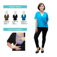Baju Menyusui Maternity Blouse Nurshing Exclusive Brand