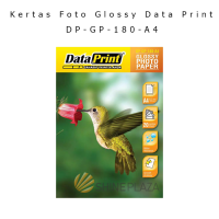 Glossy Photo Paper A4 180gr - Data Print
