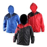 RUNNER SPORT JACKET Jogging jacket with cap, Waterproof sport jacket,