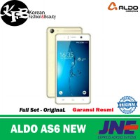Aldo As6 New - Original - garansi