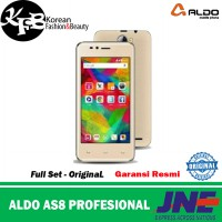 Aldo AS8 Profesional - original - garansi
