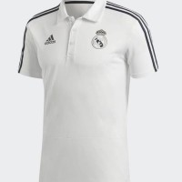 POLO MADRID PUTIH 2018 2019 GRADE ORI