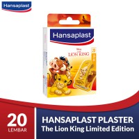 Hansaplast Lion King Limited Edition 20's