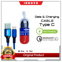Kabel Data Type C INNOVO Fast Charging Cable GEN.4 - CK Series