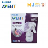 Avent 7440 - Natural Comfort Breast Pump Manual