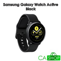 Samsung Galaxy Watch Active R500 - Black - Baru NEW - Resmi
