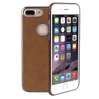UNIQ Glacier Luxe Heritage-fawn (camel) for Iphone 7 plus case