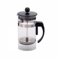(POP UP AIA) Cyprus Coffee Plunger TO-0268 Gg.Hitam 600ml (30)X1