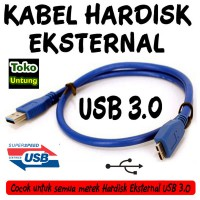 Kabel Hardisk Eksternal USB 3.0 Super Speed