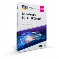 Bitdefender Total Security 2019 Multi Device 1 Year 5 PC