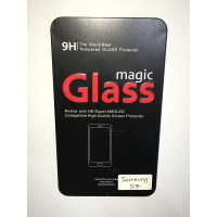 Samsung Galaxy S7 Magic Glass Premium Tempered Glass with Metal Packaging
