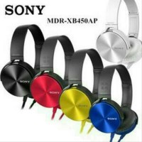 MURAHH Head Set Sony Extra Bass Ada Micropone