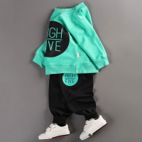 Baju Balita High Five Style Set (1-2 Thn) - KA0036