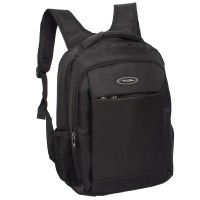 Real Polo Tas Ransel Laptop Kasual - Backpack Up To 14 Inch FCGE
