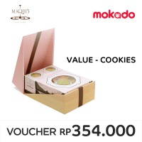 MAQUI'S Imlek Value-Cookies : 9 Assorted Cylinder Pack