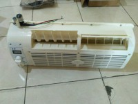 UNIT DOUBLE BLOWER CUSTOM (MODEL AC RUMAH)