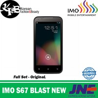 Hp android murah IMO S67 Blast New