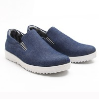 Dr.Kevin Ladies Slip-On Shoes 43186 - 2 Colors [ Navy,Camel ]