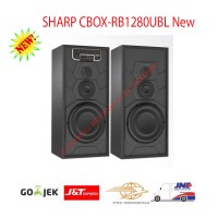SHARP CBOX-RB1280UBL New Model Active Speaker