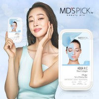 MD'S PICK AQUA H.C Moist Collagen (Moisture, soothe, elasticity, transparency) [Vision Tree]
