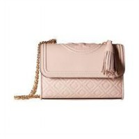Tory Burch Small Fleming Convertible - Shell Pink (DB343 Shell Pink)