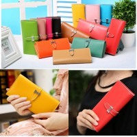 BW023 DOMPET KOREAN STYLE WALLET DOMPET FASHION