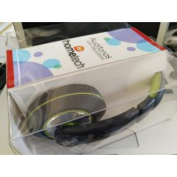 Original Export Branded Stereo Headphones with Microphone