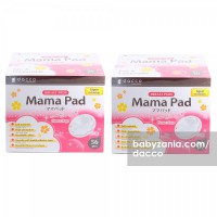 Dacco Mama Pad Flower Breast Pad 50+6 Pcs - PROMO 2 PACK
