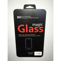 Iphone 5 / 5s / 5c / SE Magic Glass Premium Tempered Glass with Metal Packaging