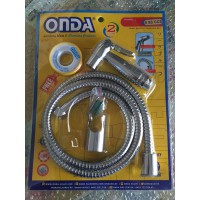 DIskon Shower cebok ONDA new. Shower bidet ONDA . JET Shower ONDA Utk toilet Premium