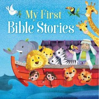 WM BBW Igloobooks My First Bible Stories pengenalan Alkitab anak