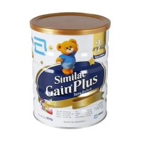 Similac Gain Plus Vanilla 900gr