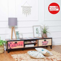 THE OLIVE HOUSE - LOCCO TV CABINET