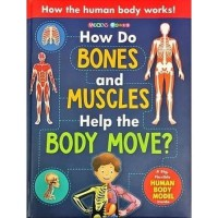 WM BBW Pop-up HOW DO BONES AND MUSCLES HELP THE BODY MOVE by Vishv boo