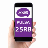 [PPND] AXIS Pulsa 25.000