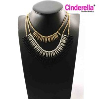 Kalung Korea Premium Necklace Aksesoris Fashion Wanita Murah Wanita