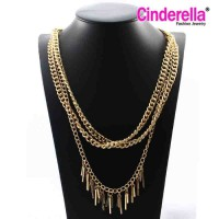 Kalung Korea Premium Necklace Aksesoris Pesta Fashion Murah Wanita