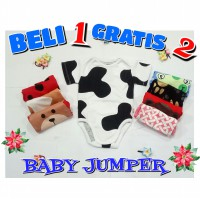Promo Baby Jumper Fashion Beli 1 Gratis 2
