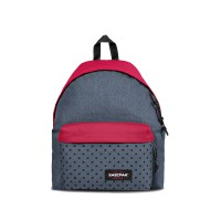 Eastpak Padded Pak'r Backpack (Mix Dot) - Tas Ransel