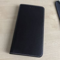 jtl leather flip case iphone 6 Navy