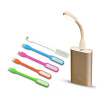 [1+1] USB LED Portable Lamp - LIGHT UP via Laptop/PC/Powerbank