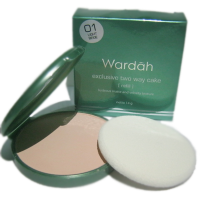WARDAH REFILL  EXCLUSIVE TWO WAY CAKE 12gr