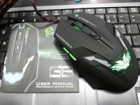 DRAGONWAR : UNICORN G8 Gaming Mouse + FREE Gamepad Excl
