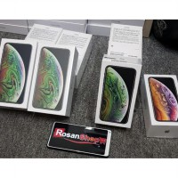 iPhone Xs - 256Gb ( Grey , Gold , Silver ) BNIB - Garansi 1 Thn