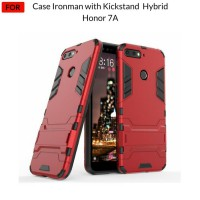 Case Honor 7A Case Ironman with Kickstand