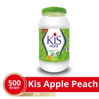 Kis Apple Peach Shrink Jar 500 gr