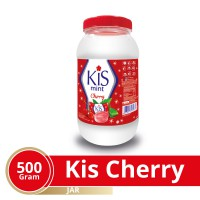Kis Cherry Shrink Jar 500 gr