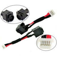 DC Power Jack Cable Sony Vaio VGN-TX dcsn12