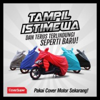 Cover Motor Matic / Sarung Motor Matic